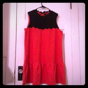 Victoria Beckham tulip dress